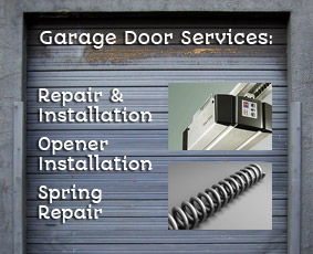 Garage Door Repair El Cerrito Services